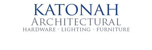 Katonah Architectural Hardware • Lighting • Furniture Logo